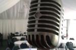 Woodlands Idol microphone