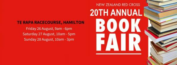 Red Cross Book Fair