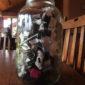 The rubbish jar