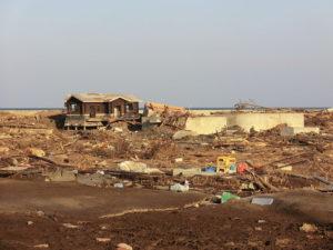 Minamisoma devastation