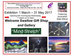 Kate Wilson Mind Stretch