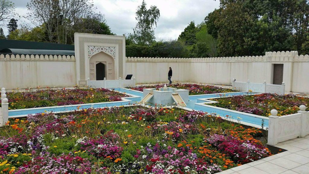 Themed garden