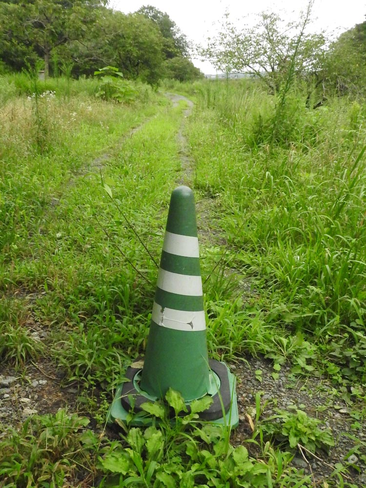 Japanese road cone