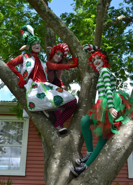 Tree elves