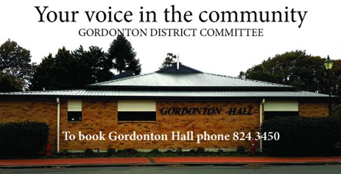 Godonton District Committee
