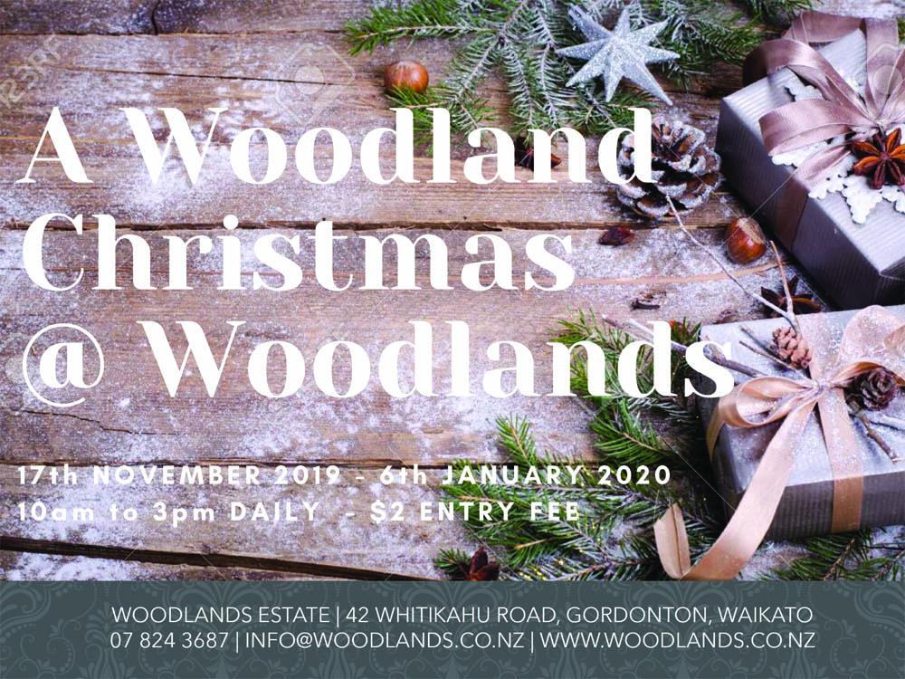 Christmas @ Woodlands